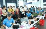 TX.Thuận An: 200 tình nguyện viên tham gia đợt hiến máu tình nguyện lần thứ 10