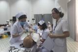 Hội thi điều dưỡng, hộ sinh giỏi, ứng xử tốt