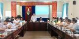 Thường trực HĐND tỉnh: Giám sát kết quả thực hiện xây dựng nông thôn mới ở xã An Sơn