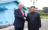 Tổng thống Donald Trump: Cuộc họp Mỹ-Triều đã bắt đầu tại Thụy Điển