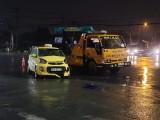 Tai nạn liên hoàn tại cầu Ông Bố, một nam thanh niên tử vong