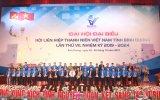 Đại hội đại biểu Hội LHTN Việt Nam tỉnh lần thứ VII, nhiệm kỳ 2019-2024 thành công tốt đẹp