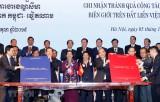 Văn kiện lịch sử về phân giới cắm mốc giữa Việt Nam và Campuchia
