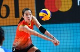 Vietnamese girl to play for Japan volleyball club