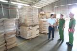 TX.Tân Uyên: Chú trọng phòng chống cháy, nổ trong doanh nghiệp chế biến gỗ