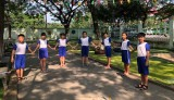 Xây dựng trường tiểu học xanh, sạch, đẹp