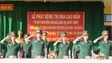"""Quân đoàn 4: Phát động thi đua cao điểm """"75 ngày hành động kiểu mẫu, sáng tạo, quyết thắng"""""""