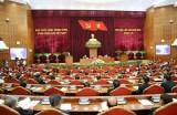 Ngày làm việc thứ hai Hội nghị lần thứ 11 Ban Chấp hành TW Đảng