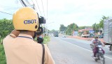 Kéo giảm tai nạn giao thông từ nay đến cuối năm: Tăng cường tuần tra, xử lý vi phạm