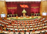 Party Central Committee discuss draft reports on 11th plenum's second day