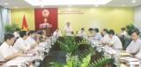 Đoàn Đại biểu Quốc hội tỉnh nghe ý kiến đóng góp trước kỳ họp thứ 8, Quốc hội khóa XIV