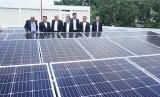 Toàn tỉnh có trên 470 khách hàng lắp đặt điện mặt trời, hòa lưới quốc gia
