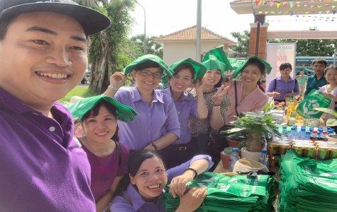 Phường Bình Thắng: Đa dạng các hoạt động chăm lo cho lao động nữ