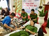 土龙木市:200多人报名参加无偿献血