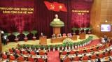越共十二届中央委员会第十一次全体会议公报(第四号)