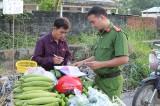 Phường Bình Hòa, TX.Thuận An: Ra quân xử lý các chợ tự phát