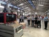 为企业提供支持将先进机械应用于生产活动
