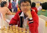Son wins, Liem draws at FIDE Grand Swiss in England