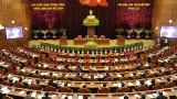 越共十二届中央委员会第十一次全体会议公报(第六号)