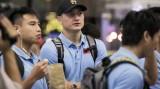 2022年卡塔尔世预赛40强:马不停蹄,越南队凌晨4点乘机前往印度尼西亚