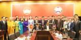 平阳省越南祖国阵线和占巴塞省老挝建国阵线全面及深广合作