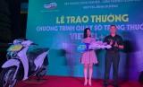 Viettel - Chi nhánh Bình Dương: Trao thưởng chương trình quay số trúng thưởng Viettel ++