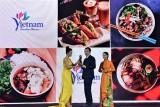 Việt Nam năm thứ hai liên tiếp nhận giải thưởng Điểm đến hàng đầu châu Á