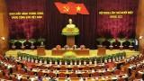 为胜利落实越共十二大决议和顺利举行面向越共十三大的各级党代会而努力奋斗