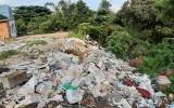 Bãi rác thải trong lòng thành phố