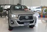 Toyota Hilux bán chạy thứ hai phân khúc bán tải