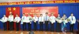 Bế giảng Lớp bồi dưỡng cán bộ nguồn cấp ủy và lãnh đạo, quản lý