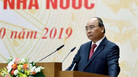 阮春福总理:每家国有集团和公私须是革新创新中心
