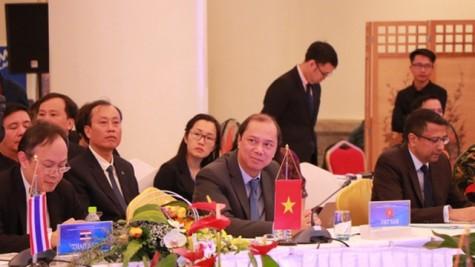 东盟-中国落实《东海各方行为宣言》第十八次高官会在越南大叻举行