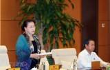 Bế mạc Phiên họp thứ 38 của Ủy ban Thường vụ Quốc hội