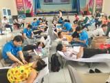TP. Thủ Dầu Một tổ chức hiến máu tình nguyện