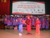 Trường Cao đẳng nghề Việt Nam - Singapore khai giảng năm học mới