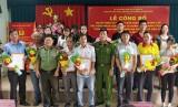 TX.Bến Cát: Thành lập thêm 15 Đội Công nhân xung kích