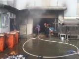 Cháy tại khu dân cư Thuận Giao (TX.Thuận An)