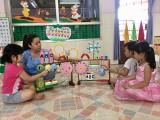 Giáo viên mầm non: Sáng tạo làm đồ chơi cho trẻ