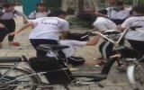 Cơ quan chức năng đang xác minh clip học sinh Trường THCS Lê Quý Đôn đánh nhau