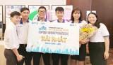 Sinh viên Đại học Thủ Dầu Một giành giải nhất cuộc thi IoT Startup 2019