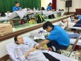 Bệnh viện Đa khoa tỉnh tổ chức hiến máu tình nguyện