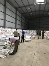 Phát hiện tụ điểm nghi sang chiết, đóng gói lậu gần 250 tấn đường cát