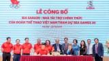 西贡酒类与饮料股份公司正式成为第30届东运会越南体育代表团赞助商