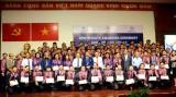 胡志明市100多名电气工程师获得东盟专业证书