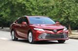 Mazda6, Toyota Camry dẫn đầu phân khúc cỡ D tại Việt Nam