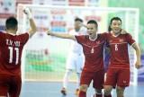 Vượt qua Myanmar, Việt Nam giành vé dự VCK futsal châu Á 2020