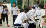 Vụ nữ sinh trường THCS Lê Quý Đôn đánh nhau gây xôn xao dư luận: Xử phạt hành chính người tung clip lên mạng xã hội