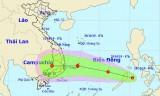 Áp thấp xuất hiện gần Biển Đông, khả năng thành bão ngày 30-10