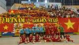 Đánh bại Myanmar, tuyển Việt Nam giành vé dự vòng chung kết giải vô địch châu Á 2020